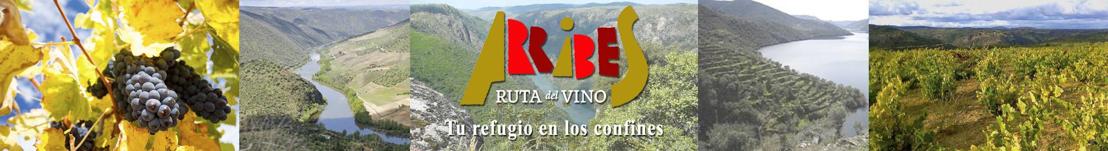 Banner horizontal Ruta del Vino Arribes